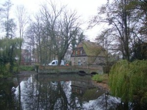 Brücke in Drensteinfurt